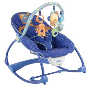 recommended fisher price infant to toddler link a doos rocker to